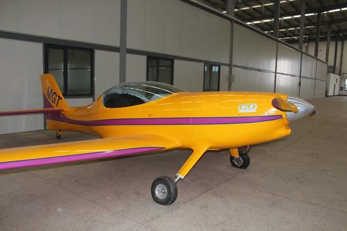 产通用航空轻型飞机发动机