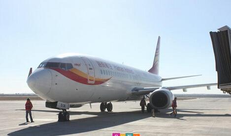 哈尔滨直飞三亚航班,飞行时间比经停航班节省了两个