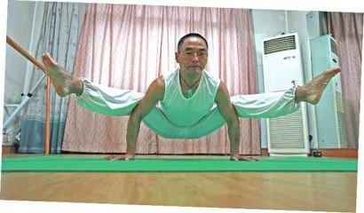 瑜伽必须劈叉吗-下腰的正确方法图解_舞蹈入门20个_练