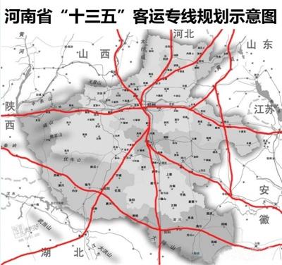 滑县高铁最新动态,郑济铁路要过境