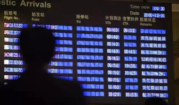 朝阳日报讯(记者 刘勇)3月24日,记者从朝阳机场获悉,为鼓励和方便人们乘坐航班,充分发挥航班作用,从3月29日起,朝阳机场将执行夏秋季航班时刻。   朝阳-北京航班调整后时间为9:10-10:25;北京-朝阳航班调整后时间为7:15-8:25。朝阳-大连航班调整后时间为15:30-16:15;大连-朝阳航班调整后时间为13:40-14:45。朝阳-上海航班调整后时间为15:30-19:10;上海-朝阳航班调整后时间为11:05-14:45。