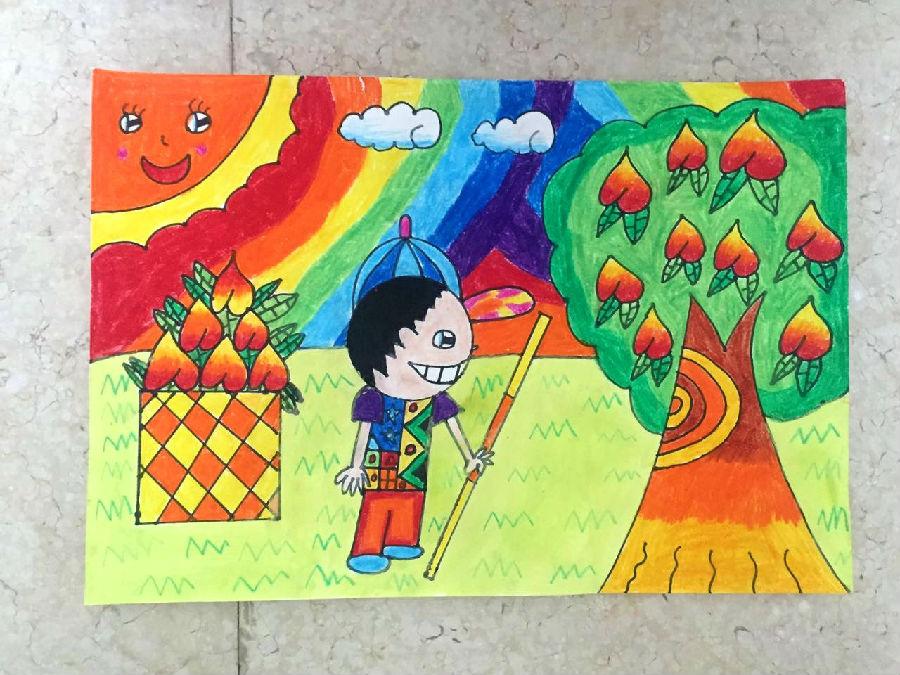 6月13日 中国梦 暨第九届 小画虫杯 国际少儿书画大赛 琼海赛区 第八轮火热报名中