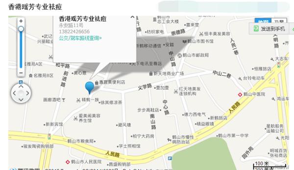 清远到鹤山地图