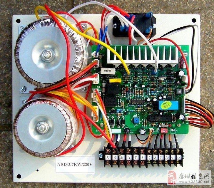 自动向电梯变频控制系统提供单相工频电力
