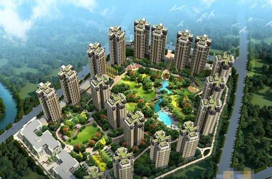 中国铁建成都北湖国际城