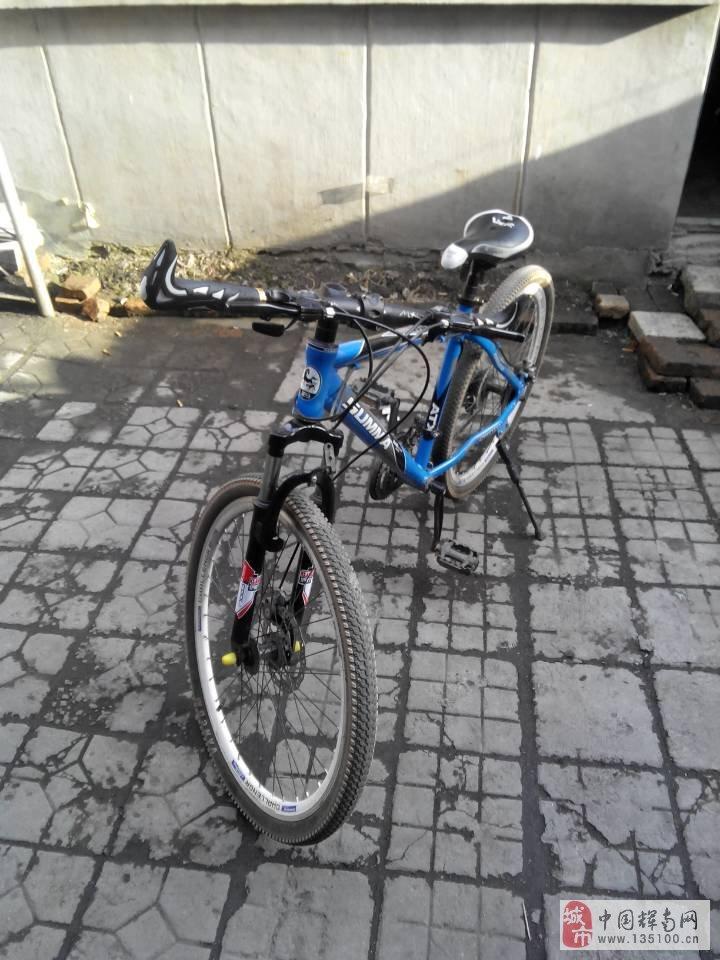 出售二手自行车(刚买不到半年)有图