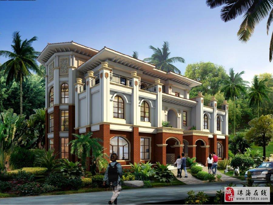 出售面积别墅豪廷山水302-426平方左右有双联排,三联排和四联排别墅出售信息驻马店图片