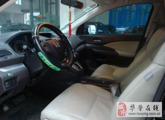 越野车 车辆 本田/转让东风本田CRV/2.0豪华版越野车