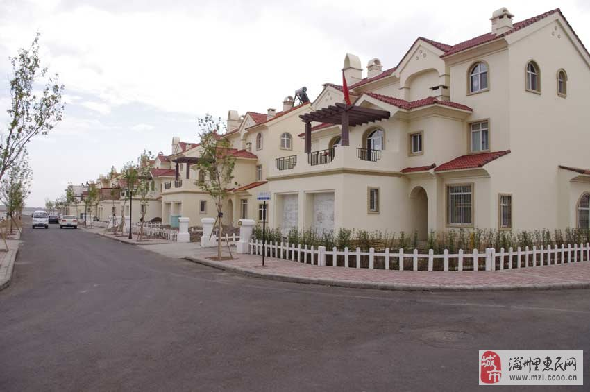 出售满洲里碧桂园一期别墅(279平米)亲亲袍别墅江家园连排图片
