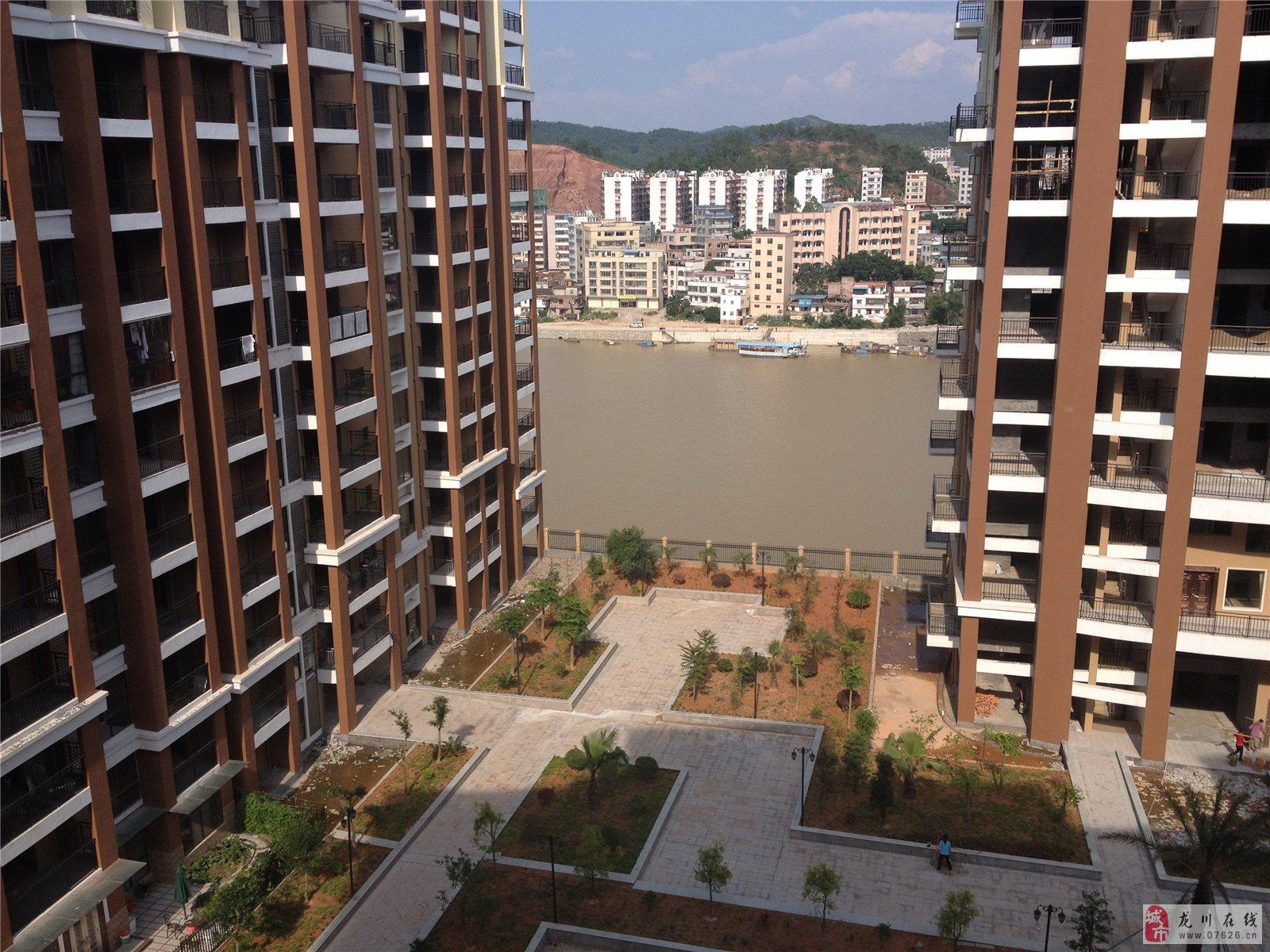 龙川泰华城三期将封顶
