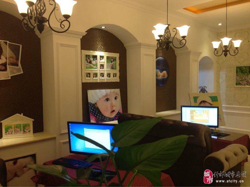 正式成为香港赢响天下可爱多国际儿童摄影连锁集团什邡星光baby旗舰店