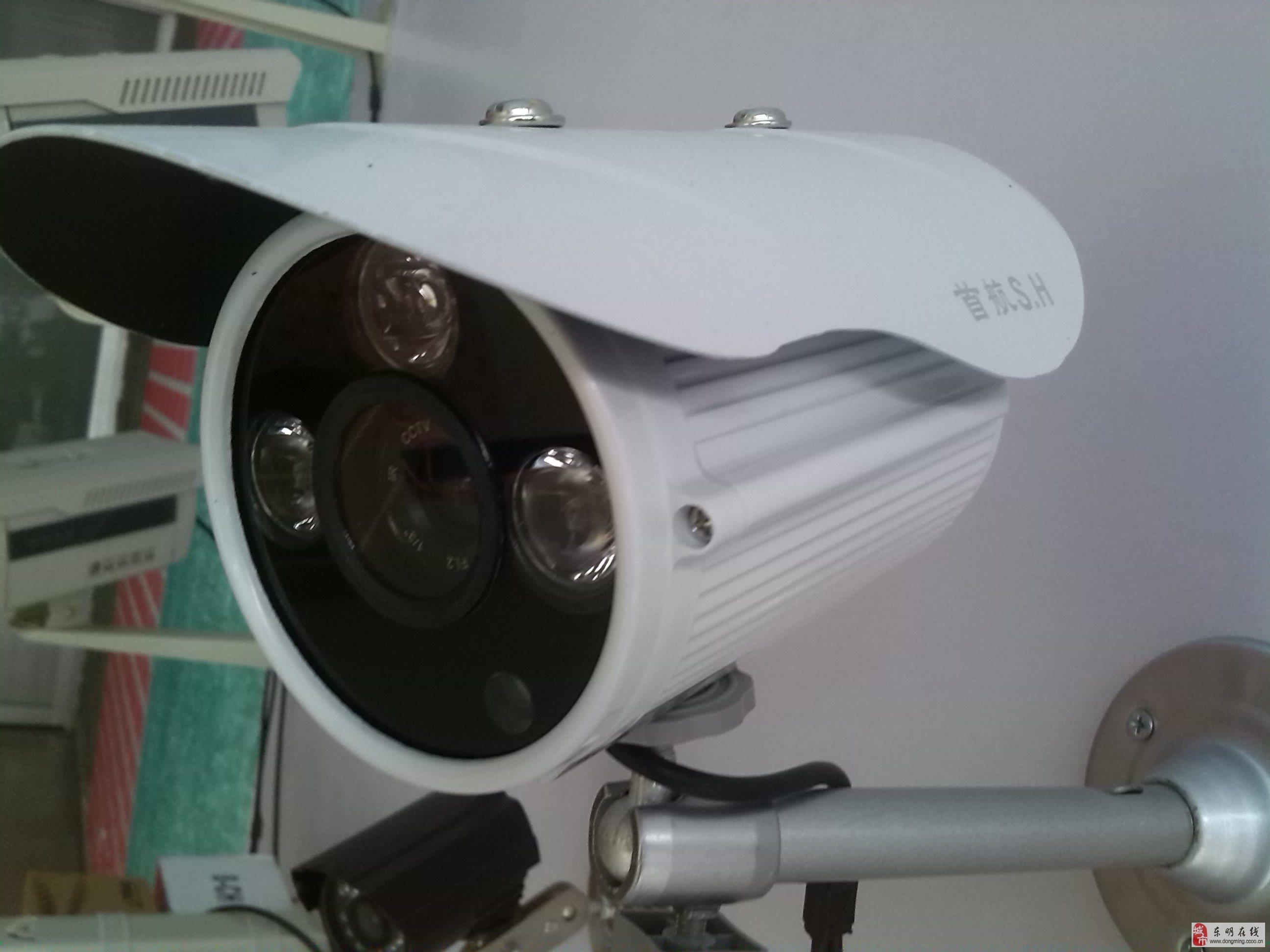 专业监控摄像头网络设备