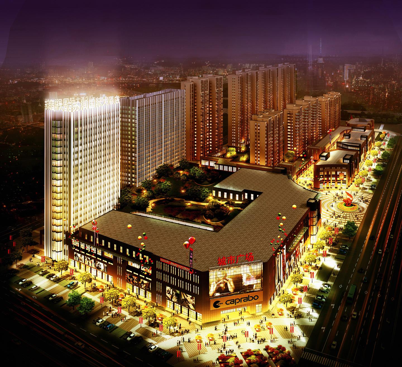 苏润城市广场