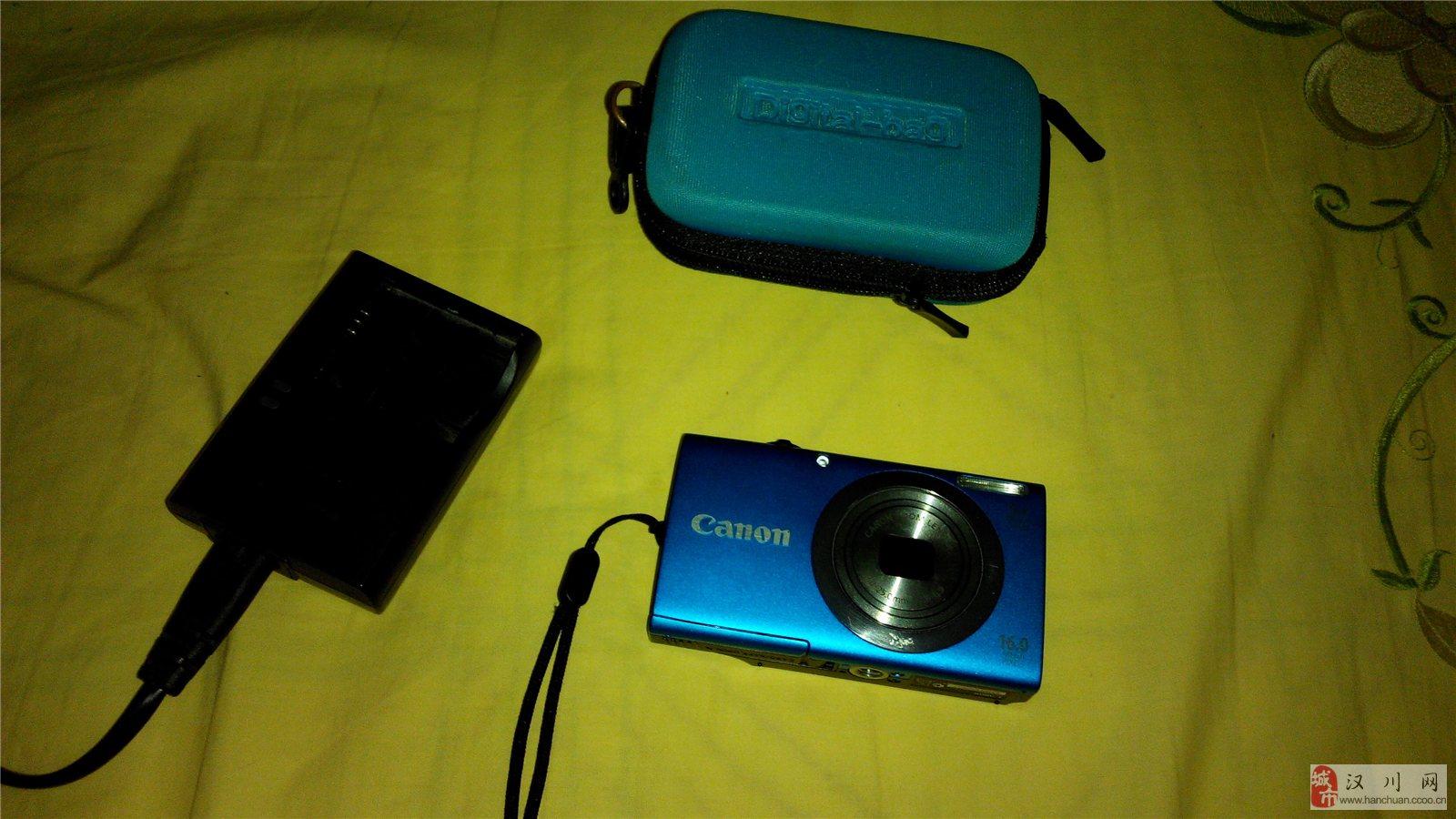 9成新佳能数码相机出售中百买的时候1099