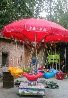 贝乐飞鱼 儿童游乐机械设备