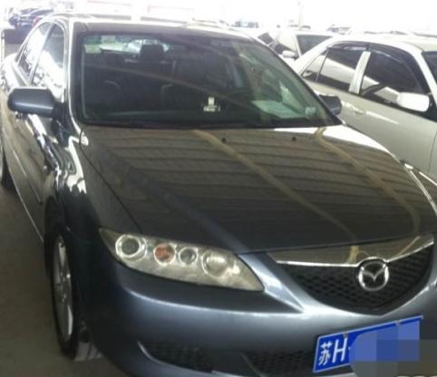 马自达Mazda62004款2.0L 自动 豪华型 天窗版