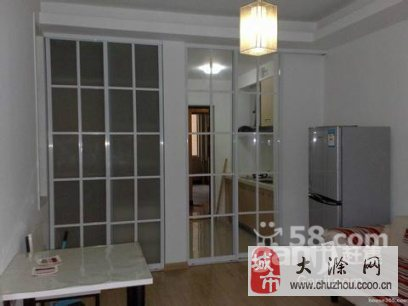 可短租中环国际单身公寓45平方1500