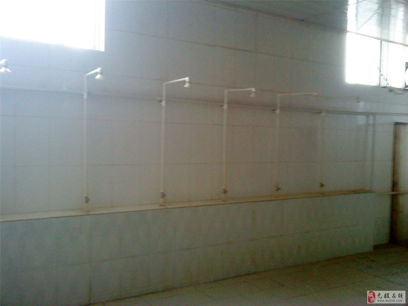 大众浴池男部设计图展示