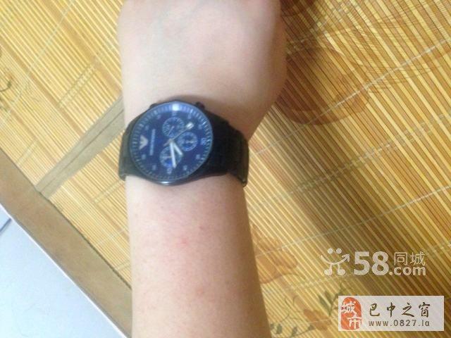 品牌手表:阿玛尼,急售!型号:AR5890