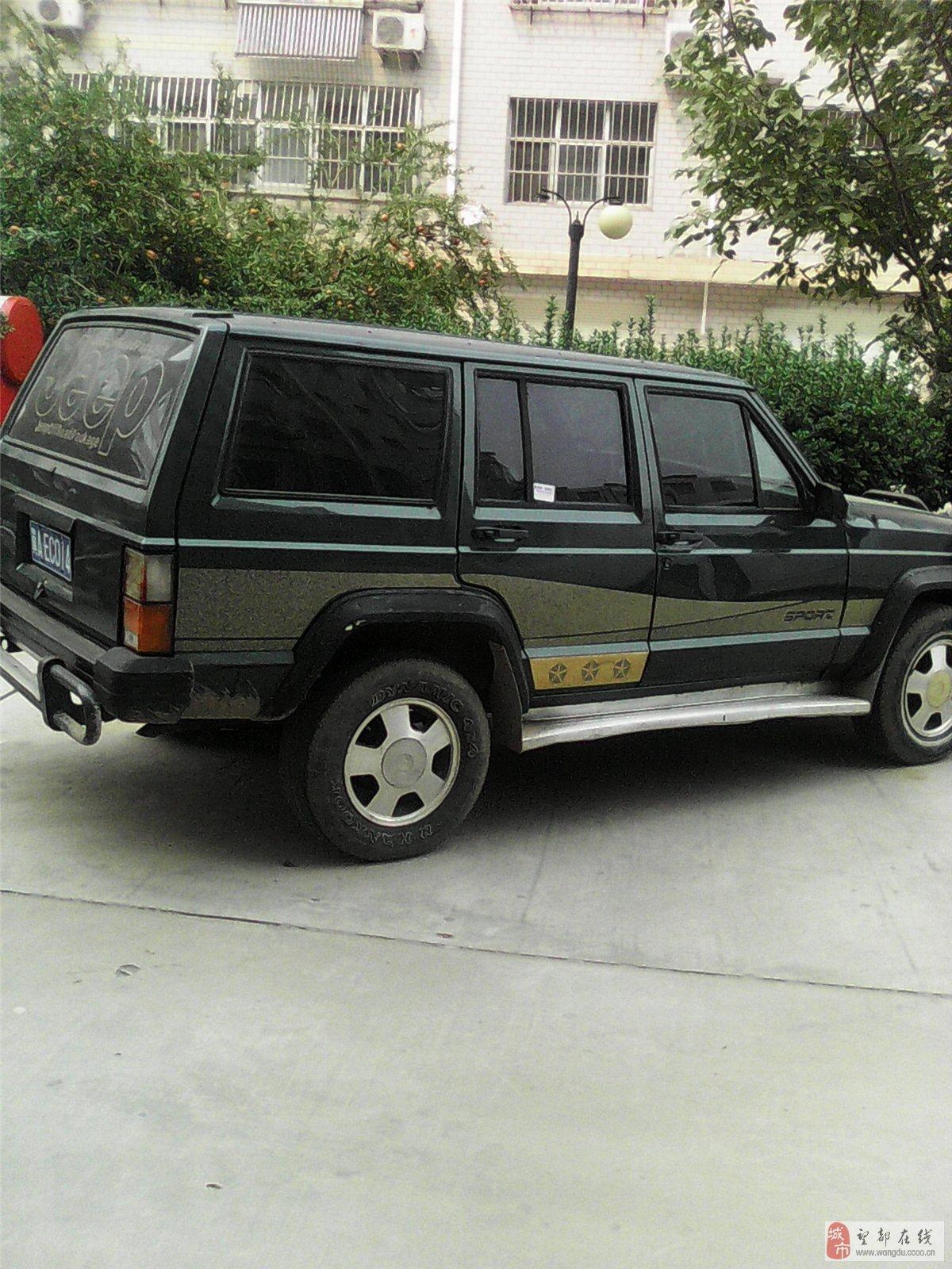 出售北京吉普切诺基213四驱高清图片