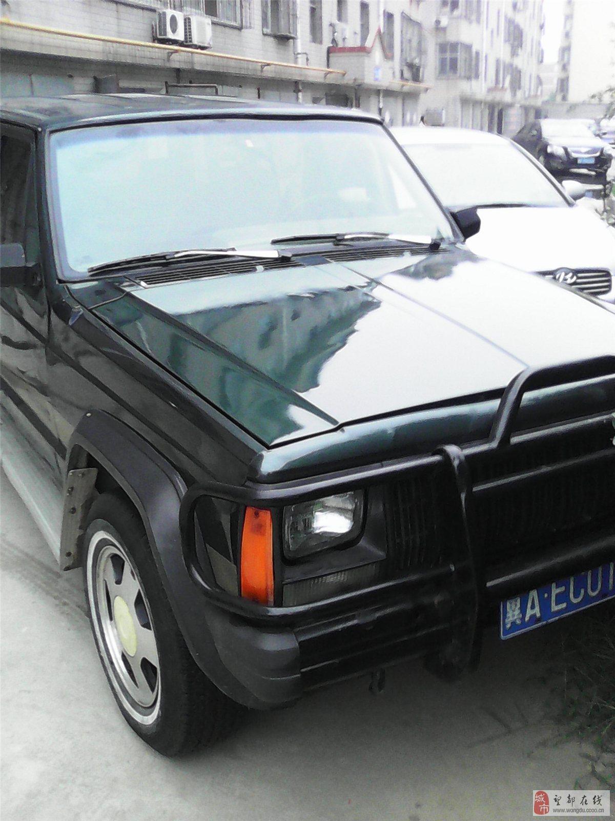 出售北京吉普切诺基213四驱