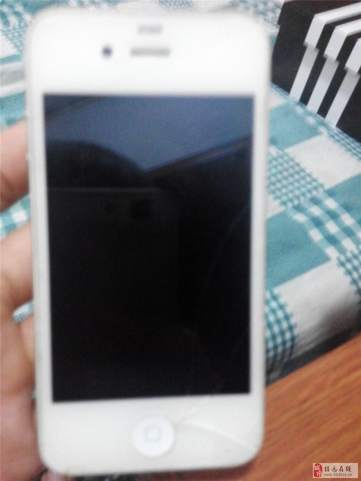 招远出售iphone4手机无锁没有越狱ios7