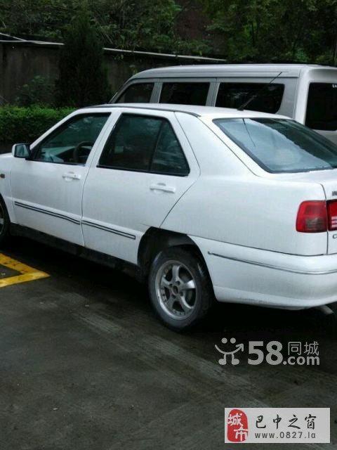 奇瑞风云 2003款 es标准型 白色高清图片