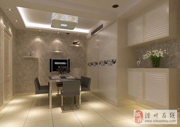 欧式木工客厅电视墙装修