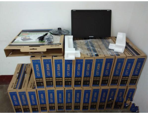 全新库存四核电脑-1900元