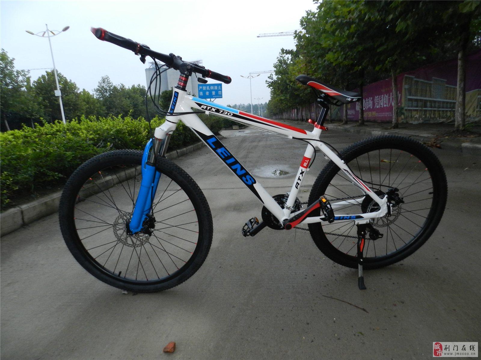 组装铝合金山地自行车