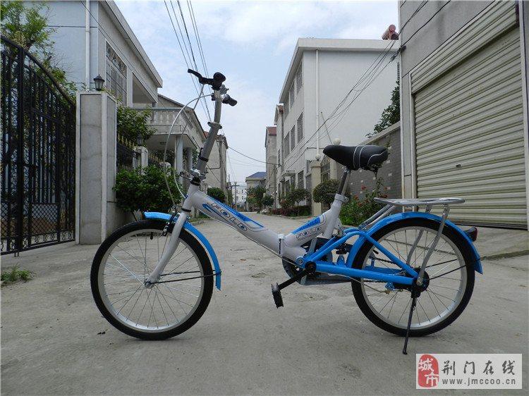 出售正品奥普达全新20寸折叠自行车