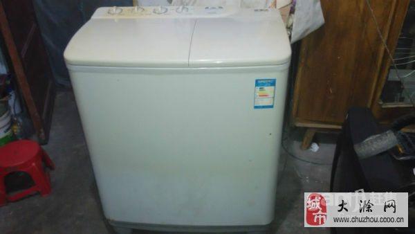 荣事达半自动洗衣机低价出售
