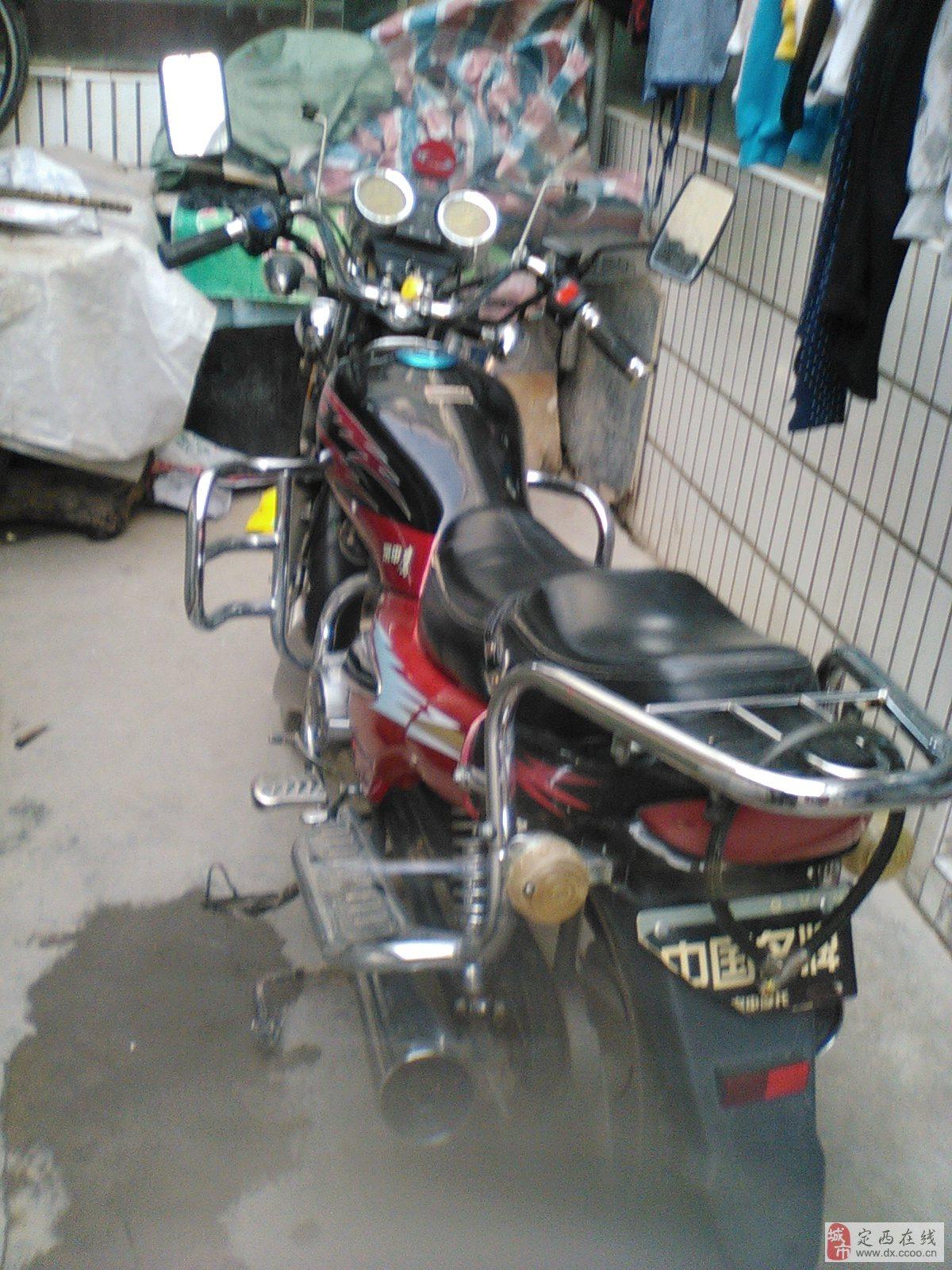 出售宗申150太子款摩托也可换小弯梁