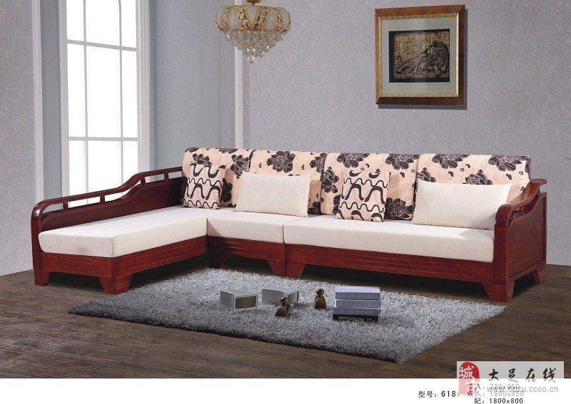 沙发批发实木沙发布艺沙发欧式沙发家具工厂直销茶几