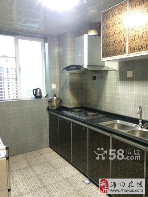 海秀路 奥林匹克花园 3室2厅150平米精装修拎包入住 家具高清图片