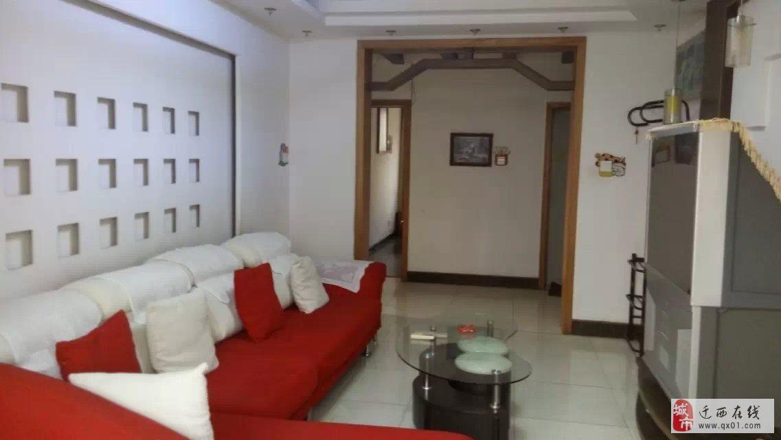 龙岩小区两室两厅房屋出租
