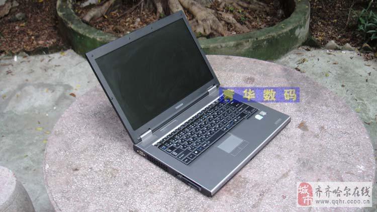 齐市买电脑进口原装东芝东芝K32酷睿2双核内置WI