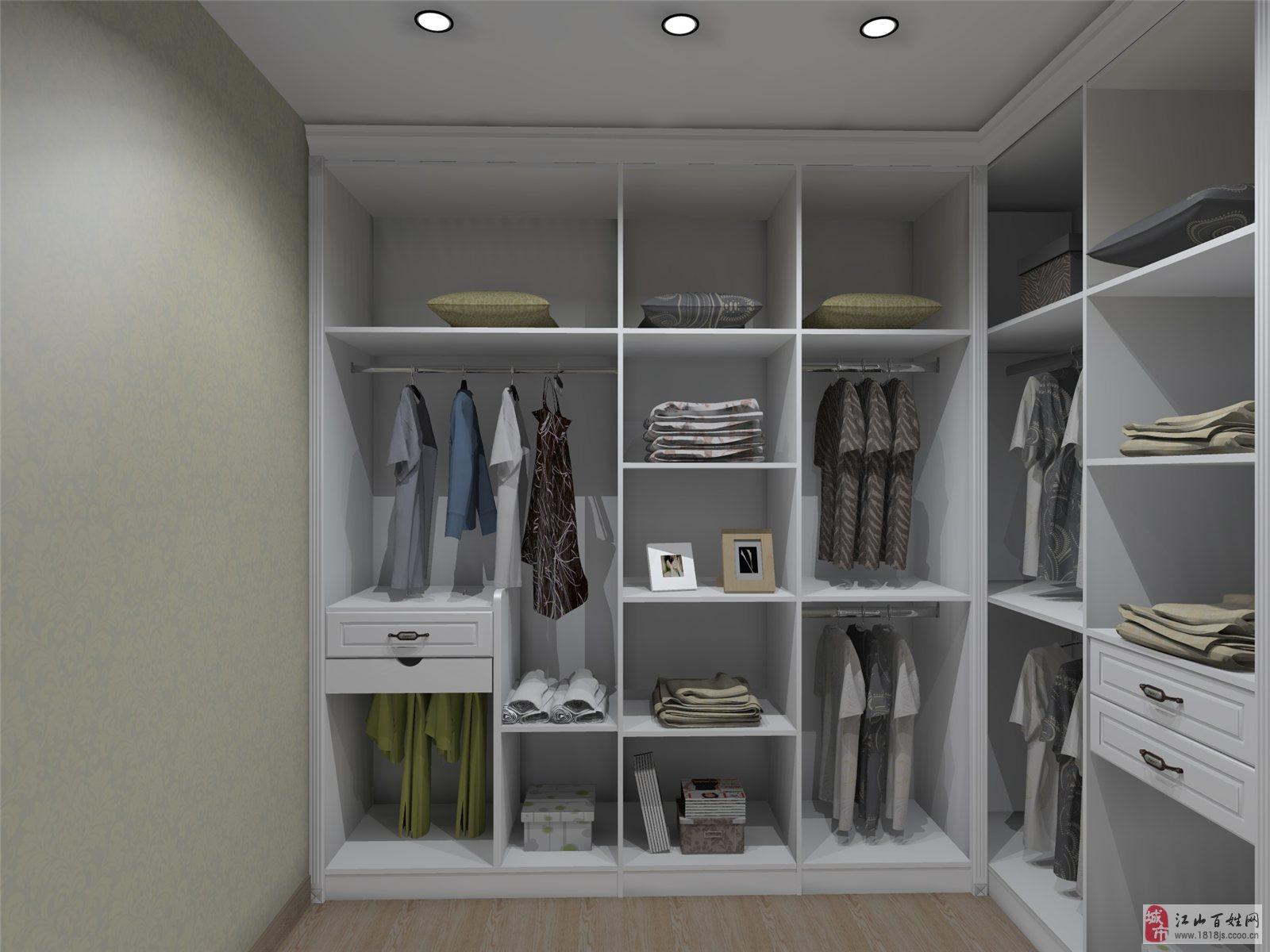 出售圆方橱柜衣柜最新优化版本;接效果图制作
