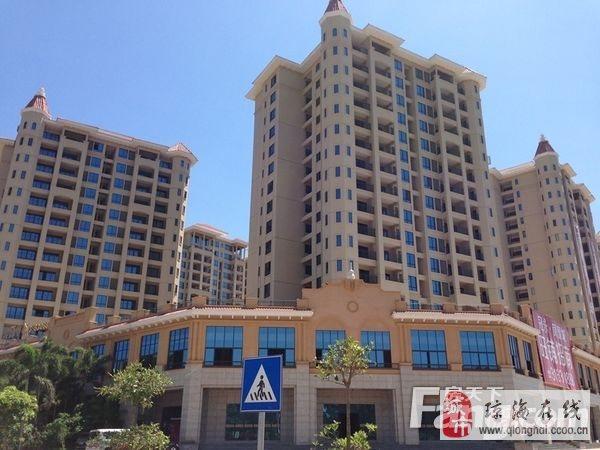 离三亚约120分钟轻轨车程  【项目楼层】共17栋 15—18层高层住宅