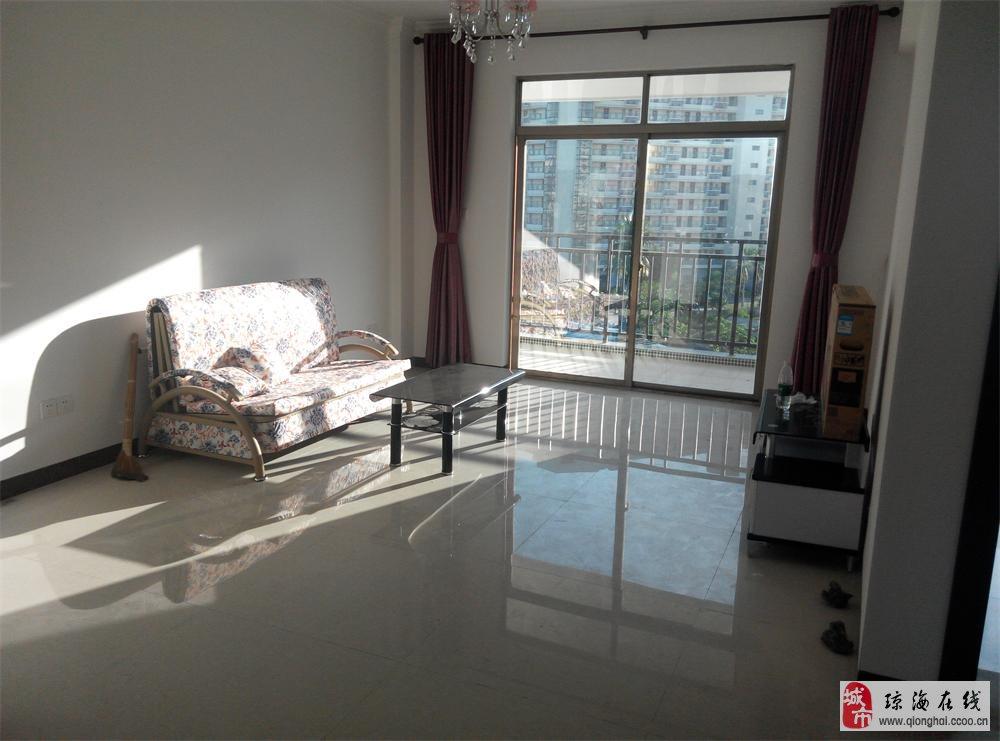 万泉河家园1期72平方电梯6楼中装修房子出租