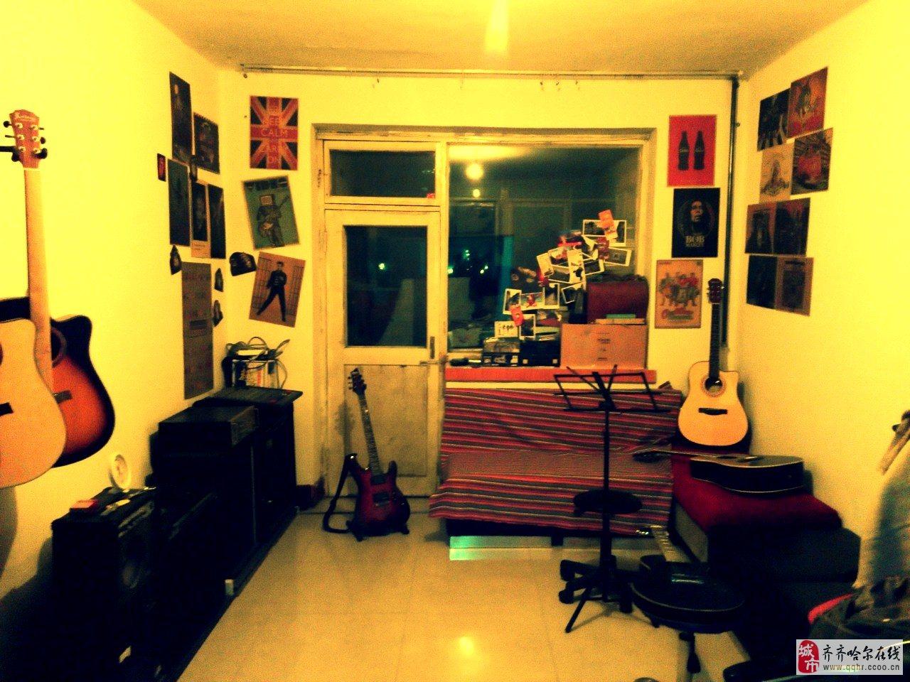 小唱片音乐工作室招生啦!这里不仅仅是个吉他教室图片