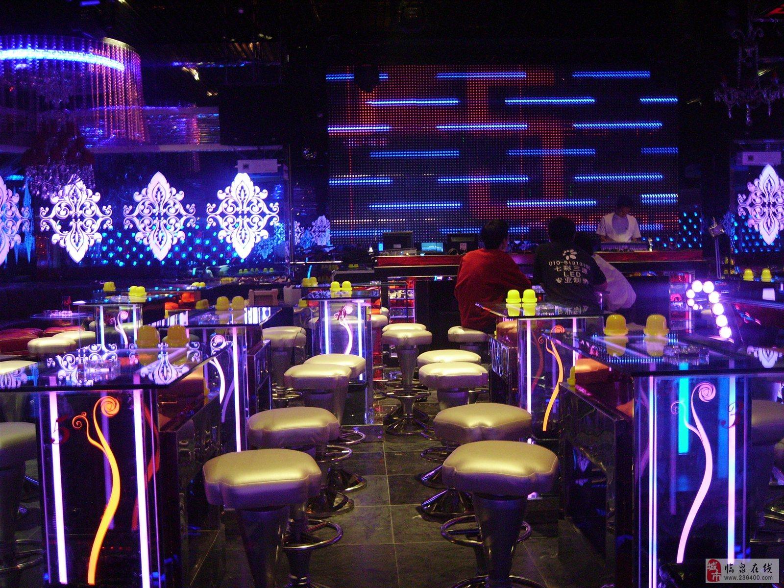 dj酒吧舞台效果图