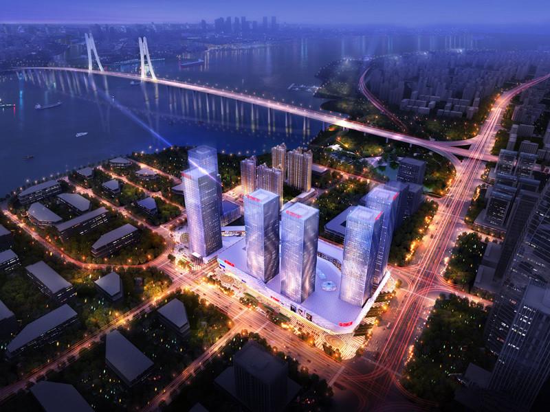 湛江万达广场 万达集团 中国一流的企业集团