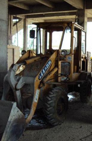 金鹿拖拉机(2100gx20)