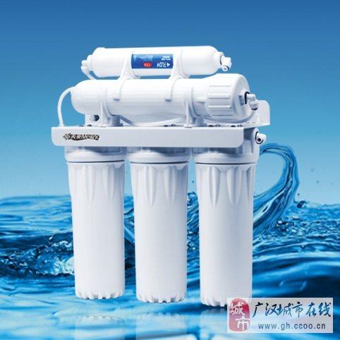出售全新和各种9.9成新美菱净水器