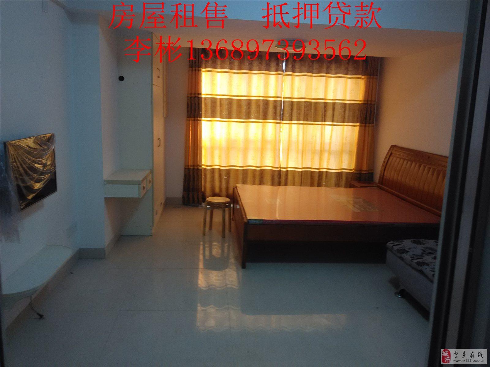 宁乡湘核汇金府1室0厅40平米单身公寓精装修高清图片