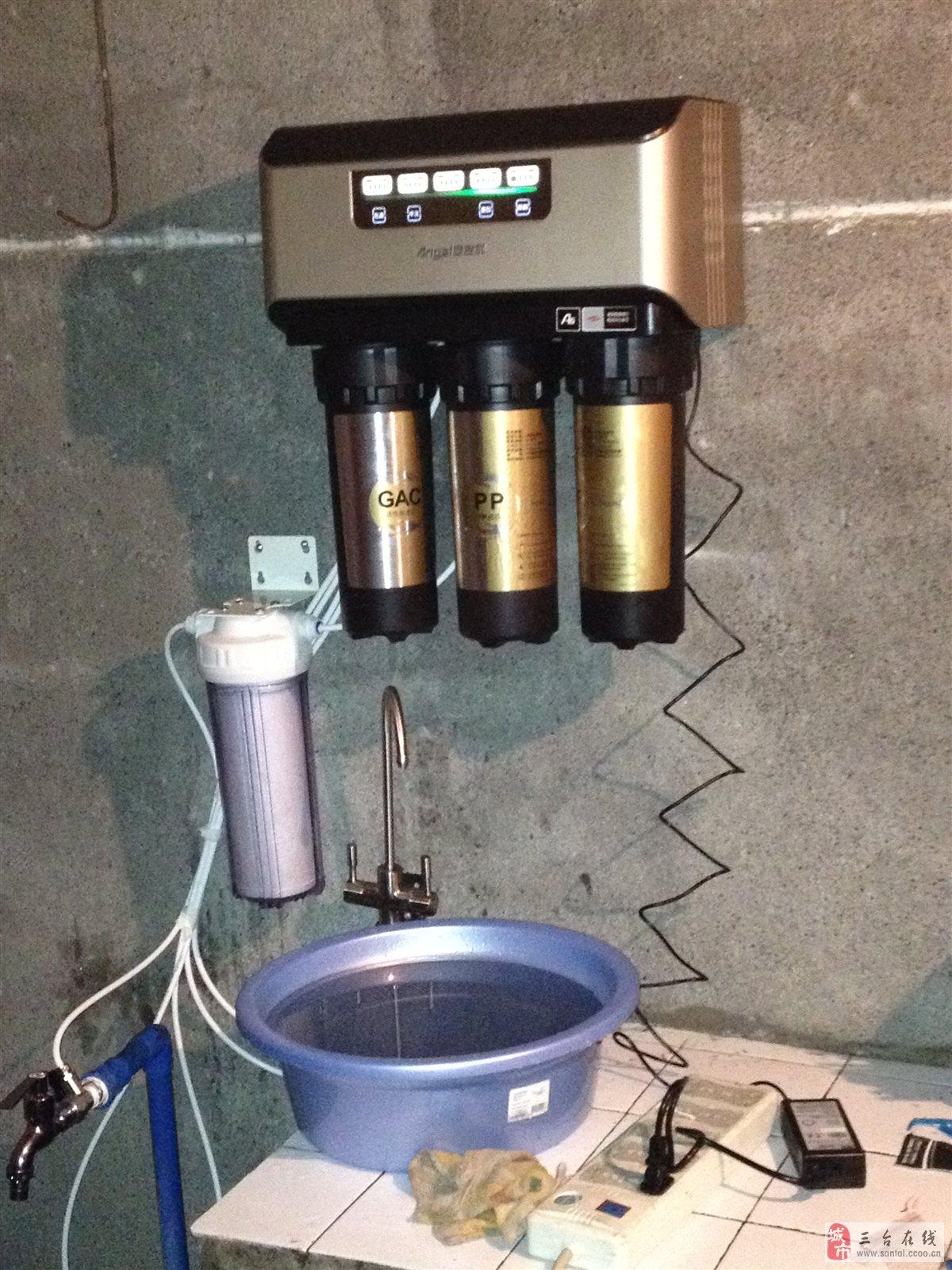 安吉尔纯净水怎么样_安吉尔净水器安装_安吉尔净水器安装图_捏游