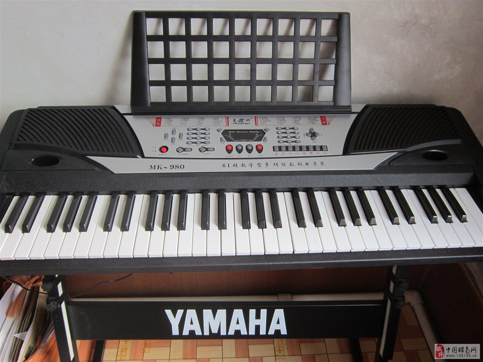 美科mk980电子琴图片