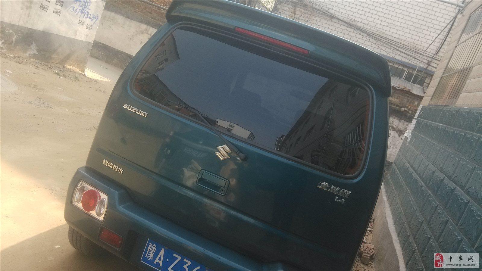 铃木北斗星2008款1.4手动豪华版高清图片