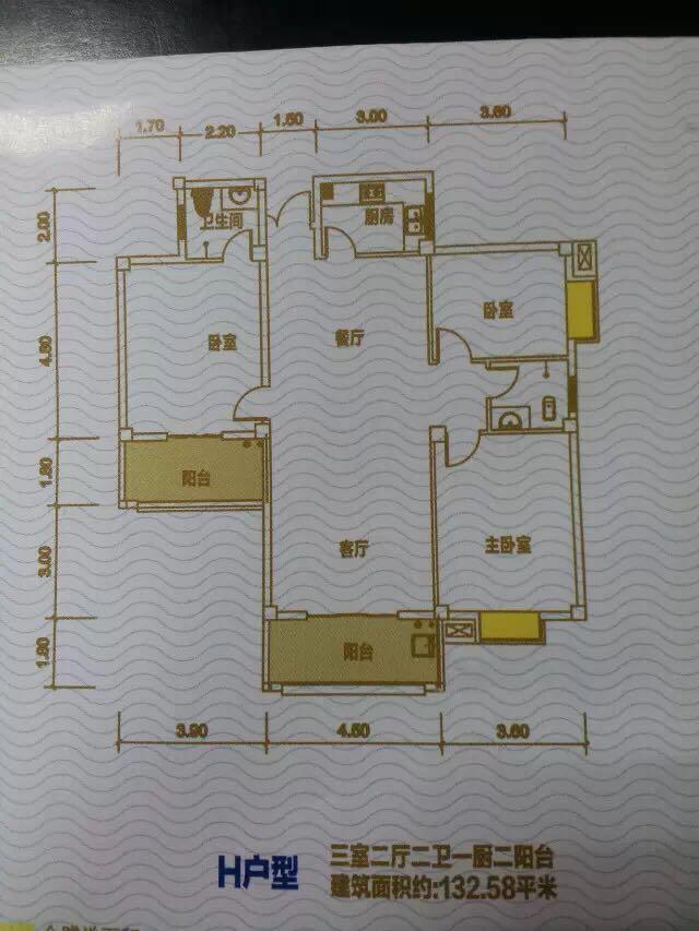 自建房四层一楼商铺设计图展示